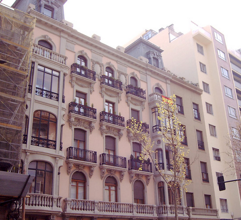 rehabilitaci n de fachadas en barcelona fachadas de todo